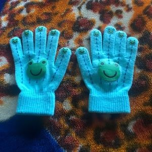 Accessories - Cute knit gloves